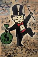 Alec Monopoly, 'Richie Rich', N/A