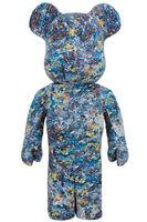 Jackson Pollock, '1000% Bearbrick', 2018