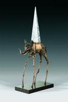 Salvador Dalí, 'Space elephant', 1980