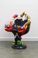 Niki de Saint Phalle, 'Fauteuil serpents', 1980