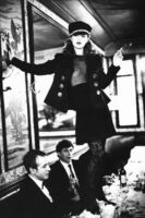 Arthur Elgort, 'Kate Moss at Cafe Lipp, Paris, Vogue Italia', 1993
