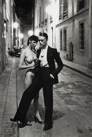 Helmut Newton, 'Rue Aubriot, Paris 1975', 1975