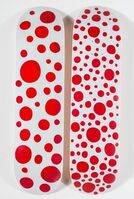Yayoi Kusama X MoMa, 'Dots Obsession (Red) (two works)', 2018