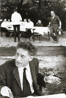 Henri Cartier-Bresson, 'Alberto Giacometti', 1960s/1960s
