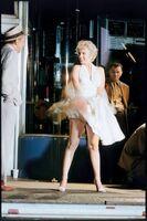 Elliott Erwitt, 'Marilyn Monroe on the Set of 'The Seven Year Itch', New York City', 1954