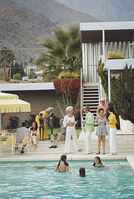 Slim Aarons, 'Pool Party (Poolside Series, Slim Aarons Estate Edition)', 1970
