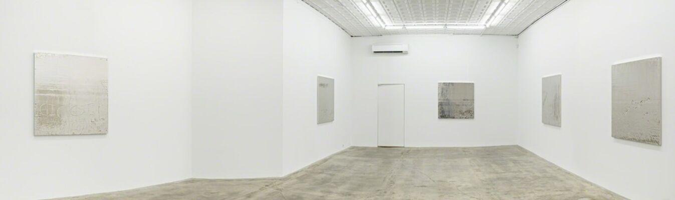 Rudolf Stingel: Part VI, installation view
