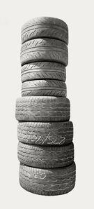 Joel Daniel Phillips, 'Neighborhood Still Life #4 (Tires)', 2018