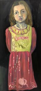 Jemima Kirke, 'Lea in Cinderella Dress', 2018