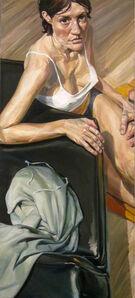 Stephen Wright, 'Figure & Sofa', 2016