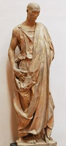 Donatello, 'Habakkuk (Zuccone)', 1423-1425