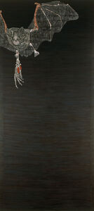 Nancy Chunn, 'Bat', 1982