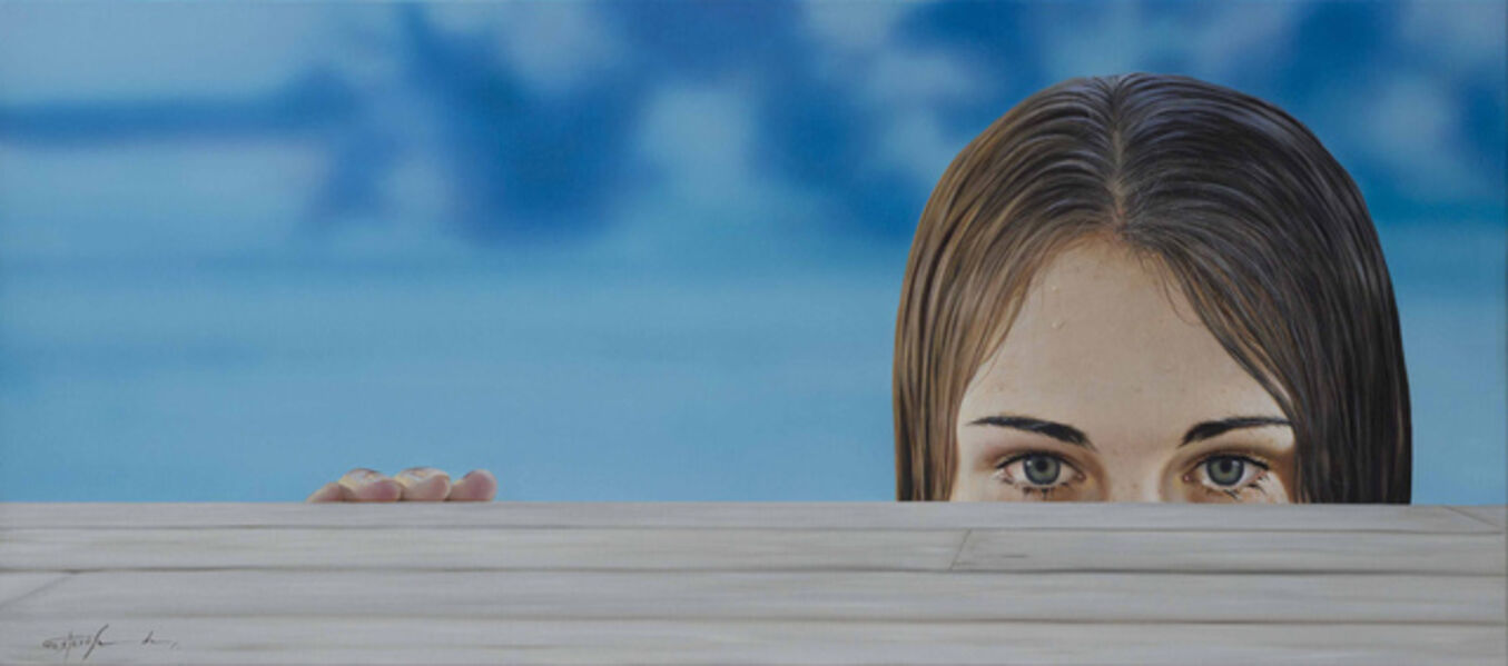 Gustavo Fernandes, 'Into The Blue', 2016