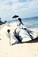 Ellen von Unwerth, 'Debbie and Rebecca, Jamaica,VOGUE,', 1994