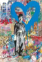 Mr. Brainwash, 'Chaplin ', 2020