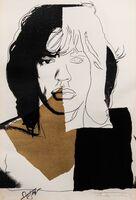 Andy Warhol, 'Mick Jagger F&S II.146', 1975