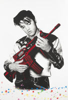 Mr. Brainwash, 'Don'T Be Cruel (Elvis)', 2008