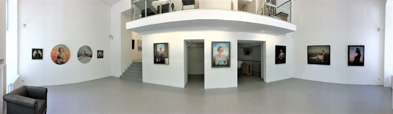 Genesis, installation view