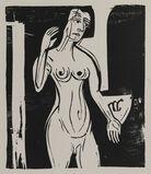 Badende (Bathing Woman)