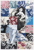 FAILE, 'Visions Victoire', 2017