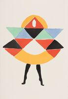 Sonia Delaunay, '27 Tableaux Vivants', 1969