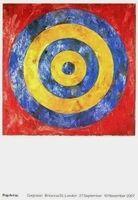 Jasper Johns, 'Target, 2007 Gagosian Exhibition Poster', 2007