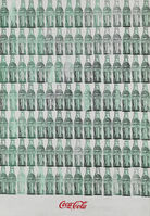Andy Warhol, 'Green Coca-Cola Bottles', 1962
