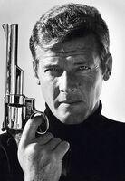 Terry O'Neill, 'Roger Moore as James Bond', 1970s