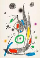 Joan Miró, 'Maravillas con Variaciones Acrósticas 14', 1975