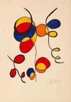 Alexander Calder, 'Spiral ', 1970