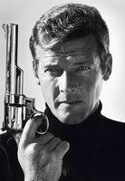 Terry O'Neill, 'Roger Moore as James Bond', 1970