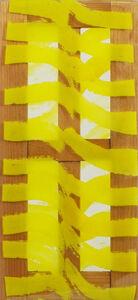 Carla Accardi, 'Giallo (Yellow)', 1968