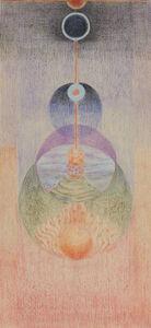 "Solange Knopf, 'Serie ""Cosmos"" No. 8', 2018"