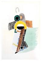 """Sonia Delaunay, 'Original Pochoir """"27 Living Paintings XIV"""" by Sonia Delaunay', 1969"""