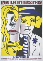 Roy Lichtenstein, 'Stepping Out', 1977