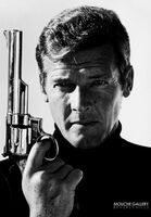 Terry O'Neill, 'Roger Moore', 1973