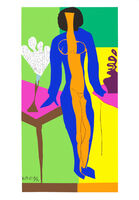 Henri Matisse, 'Zulma', 2007