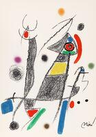 Joan Miró, 'Maravillas con Variaciones Acrosticas en el Jardin de Miro, Number 8', 1975