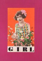 Peter Blake, 'G is for Girl', ca. 2020