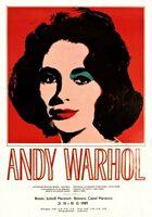 Andy Warhol, 'Elizabeth Taylor ', 1989