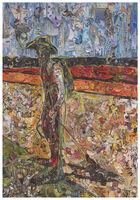 Vik Muniz, 'Repro: Study for a Portrait of Van Gogh IV, after Francis Bacon', 2016