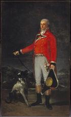 Portrait of Don Tadeo Bravo de Rivero,