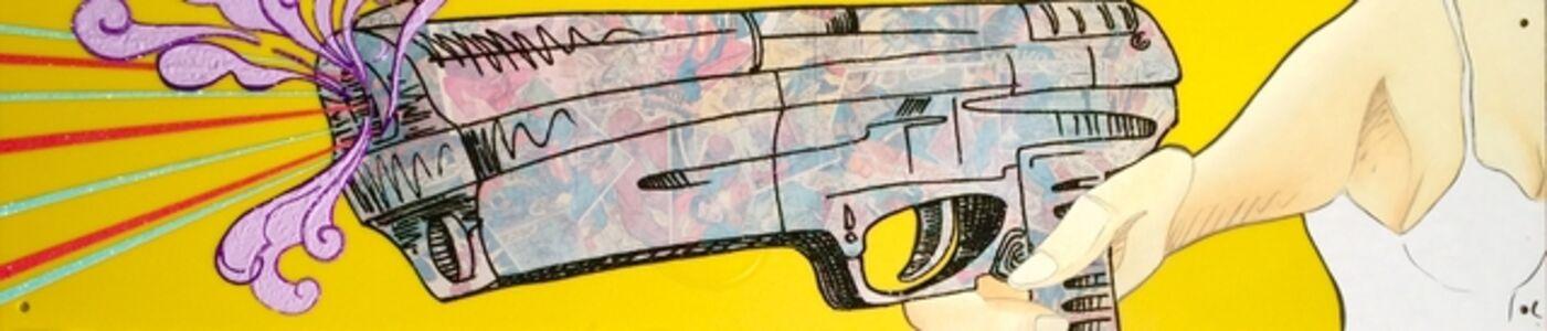 Jason Reynaga, 'Under the Gun', 2016