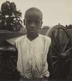 Portrait of a Boy, Mississippi Delta