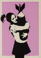 Banksy, 'Bomb Love (Bomb Hugger)', 2003