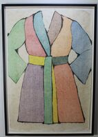 Jim Dine, 'Woodcut Robe', 1975