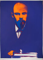 Andy Warhol, 'Lenin 402 Trial Proof (FS IIB.402)', 1987