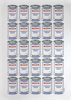 Banksy, 'BANKSY TESCO VALUE TOMATO SOUP CANS, ORIGINAL LITHOGRAPH LTD EDITION POW', 2010