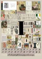 Peter Blake, 'The Letter I', 2007