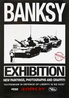 Banksy, ''Golf Sale: Banksy Exhibition' (MOCO)', 2020